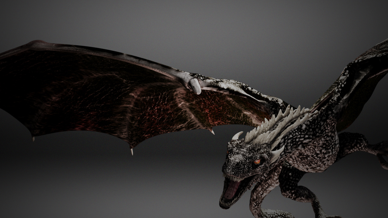 "Turner Broadcasting Systems Deutschland/TNT: Dragon for ""Game of Thrones"" Season 4 Trailer"