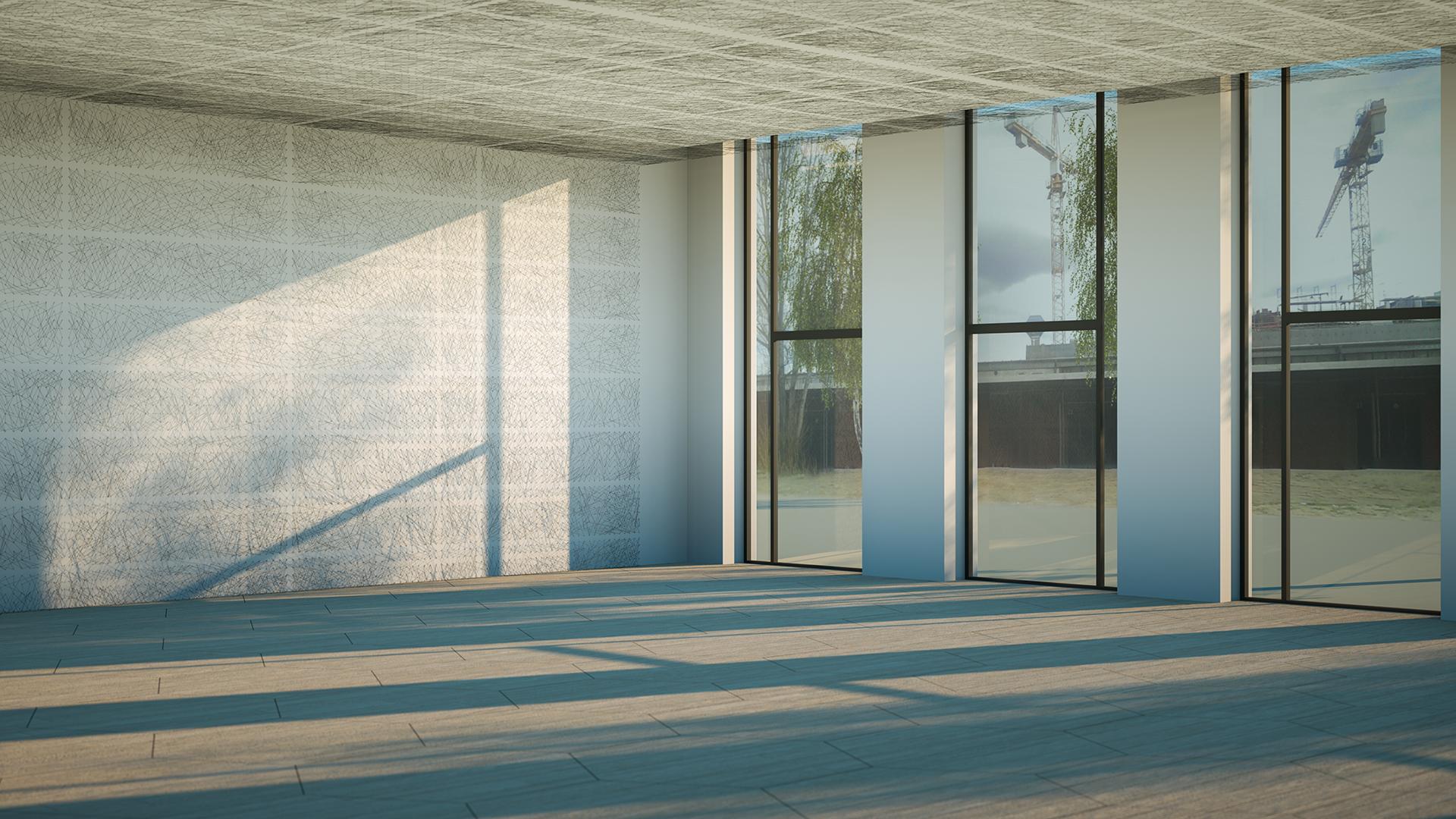 Reuter Schoger Architects: ABDA building interiors