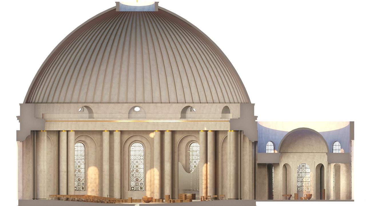 Reuter Schoger Architekten: St. Hedwigs-Kathedrale